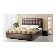 Кровати с матрасом двусторонней мягкости
